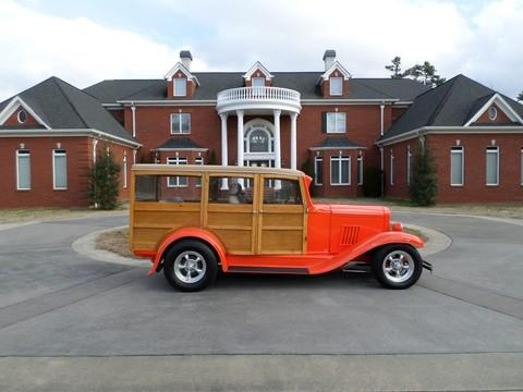 1929 Chevy Woodie Street Rod