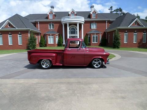 1957 Chevy Big Back Glass Street Rod P/U