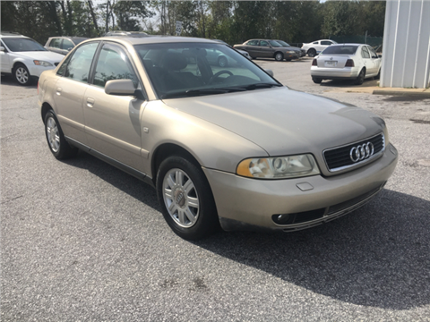 2001 Audi A4 for sale in Taylors, SC