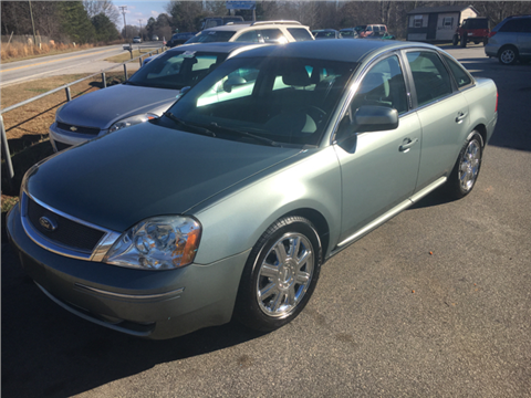 2007 Ford Five Hundred for sale in Taylors, SC