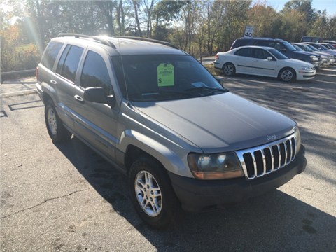 2002 Jeep Grand Cherokee for sale in Taylors, SC