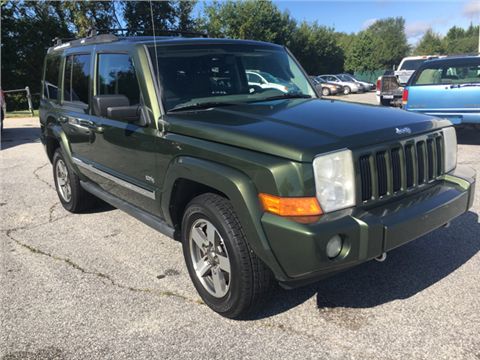 2006 Jeep Commander for sale in Taylors, SC