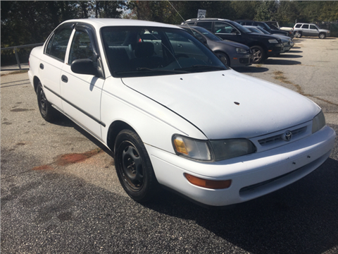 1997 Toyota Corolla for sale in Taylors, SC