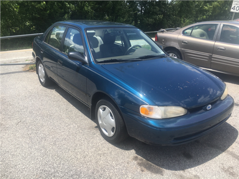 2001 Chevrolet Prizm for sale in Taylors, SC