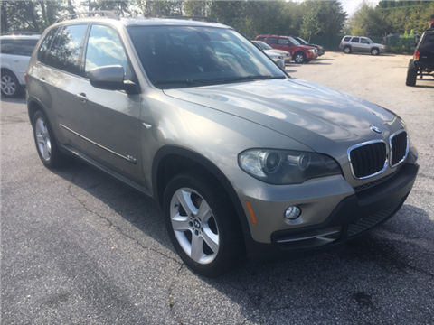 2007 BMW X5 for sale in Taylors, SC
