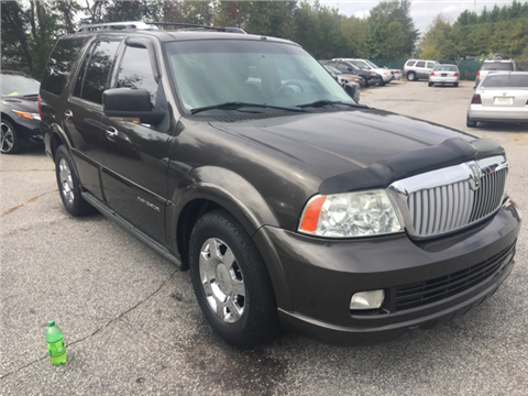 2005 Lincoln Navigator for sale in Taylors, SC