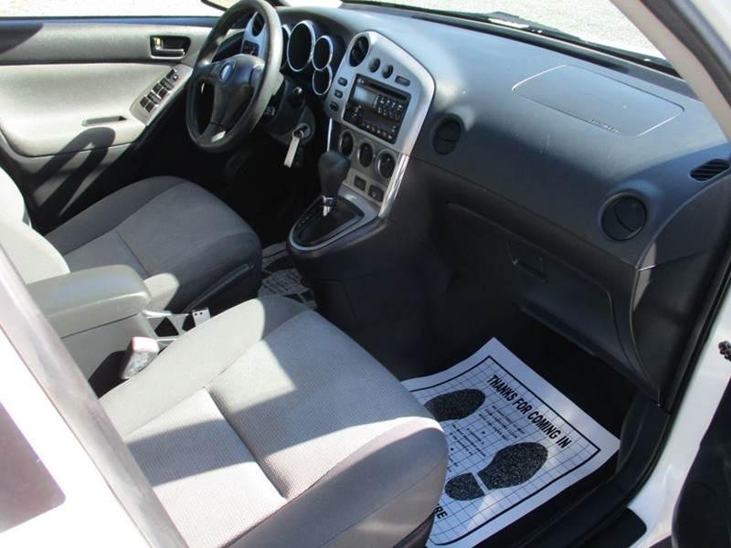 2006 Pontiac Vibe Base 4dr Wagon - Mt Olive NC