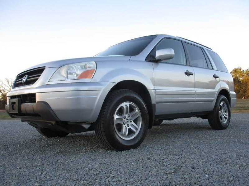 2003 Honda Pilot 4dr EX-L 4WD SUV w/ Leather and Navigation System - Mt Olive NC