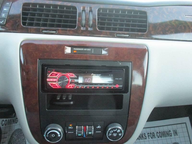 2010 Chevrolet Impala LS 4dr Sedan - Mt Olive NC
