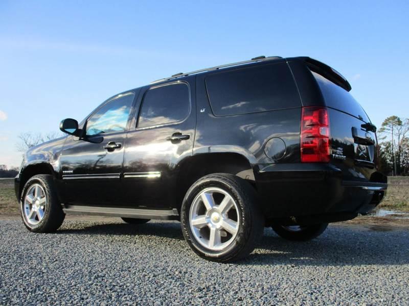 2009 Chevrolet Tahoe 4x4 LT 4dr SUV w/1LT - Mt Olive NC