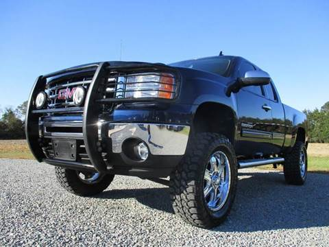 2011 GMC Sierra 1500 for sale in Mt Olive, NC