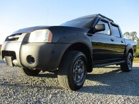 2001 Nissan Frontier for sale in Mt Olive, NC