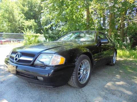 1996 Mercedes-Benz SL-Class for sale in Keene, NH