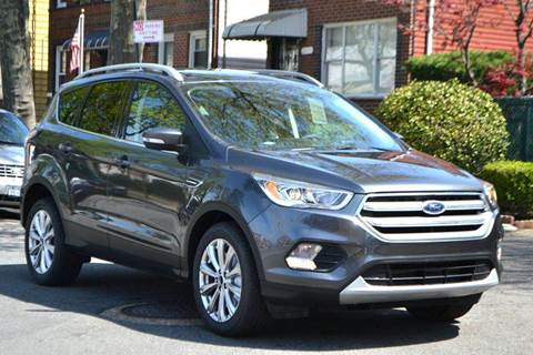 2017 Ford Escape for sale in Brooklyn, NY