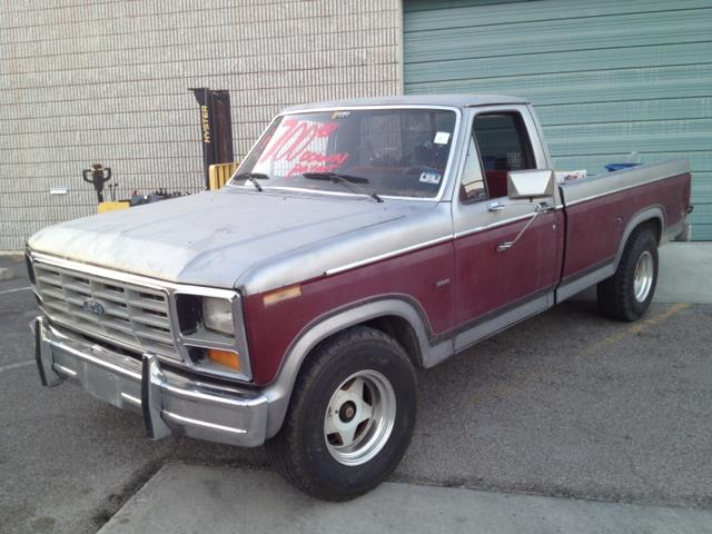 1982 ford f 150 for sale in el paso el paso canutillo affordable car buys. Black Bedroom Furniture Sets. Home Design Ideas