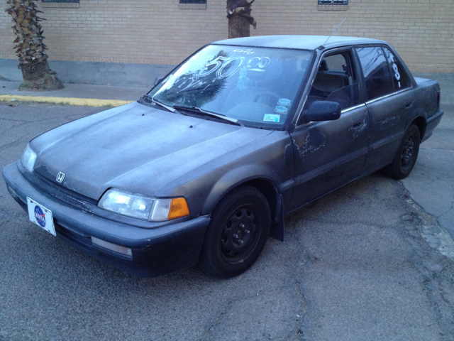 1991 honda civic lx sedan for sale in el paso el paso canutillo affordable car buys. Black Bedroom Furniture Sets. Home Design Ideas
