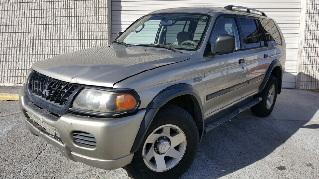 Mitsubishi Montero For Sale In Texas Carsforsalecom - Mitsubishi texas