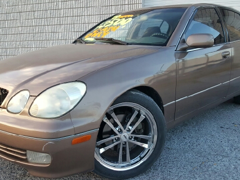 1999 Lexus GS 300 for sale in El Paso, TX