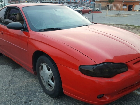 2000 Chevrolet Monte Carlo for sale in El Paso, TX