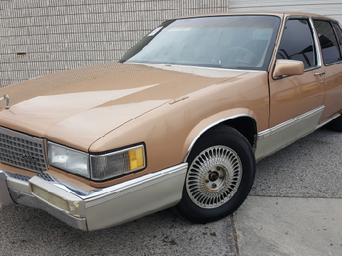 1990 Cadillac Fleetwood For Sale in Longview, TX - Carsforsale.com