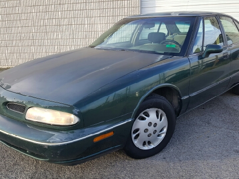1996 Oldsmobile Eighty-Eight for sale in El Paso, TX