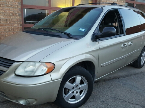 2005 Dodge Grand Caravan for sale in El Paso, TX