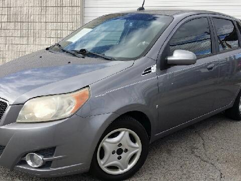 2009 Pontiac G3 for sale in El Paso, TX