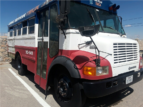 1996 International Thomas for sale in El Paso, TX