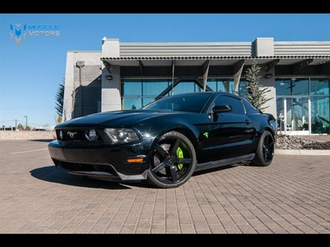 2012 Ford Mustang for sale in Reno, NV