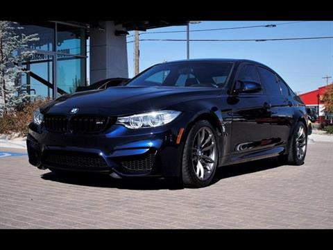 2017 BMW M3 for sale in Reno, NV
