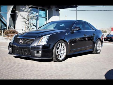 2013 Cadillac CTS-V for sale in Reno, NV