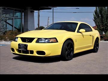 2003 Ford Mustang SVT Cobra for sale in Reno, NV