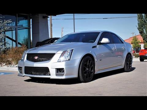 2014 Cadillac CTS-V for sale in Reno, NV