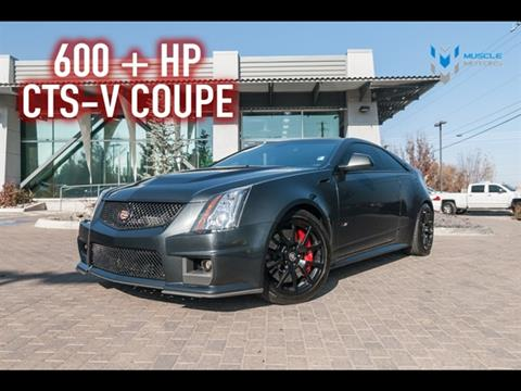 2015 Cadillac Cts V For Sale Carsforsale Com