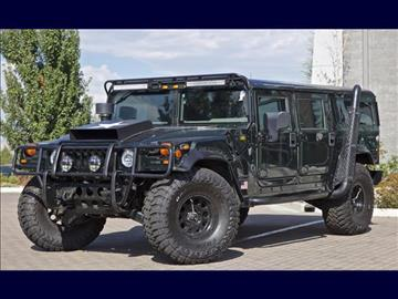 2000 AM General Hummer for sale in Reno, NV