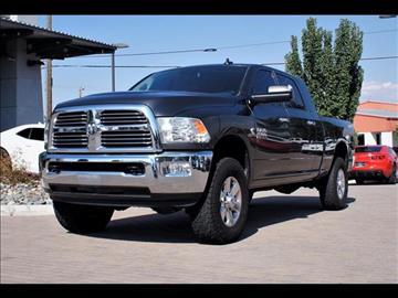 2014 RAM Ram Pickup 2500 for sale in Reno, NV