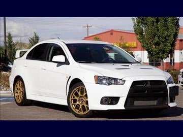 2013 mitsubishi lancer evolution for sale. Black Bedroom Furniture Sets. Home Design Ideas