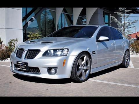 2009 Pontiac G8 for sale in Reno, NV