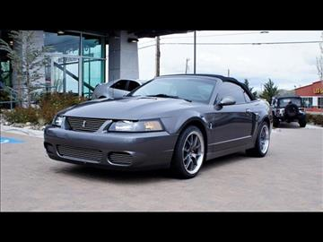2003 ford mustang svt cobra for sale in reno nv - 2003 Ford Mustang Cobra Terminator