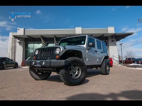 2012 Jeep Wrangler Unlimited for sale in Reno, NV