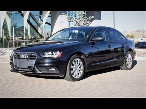Audi A For Sale In Reno NV Carsforsalecom - Reno audi