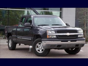 2004 Chevrolet Silverado 1500 for sale in Reno, NV