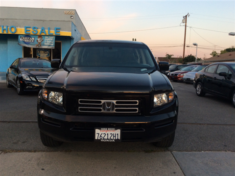 2008 Honda Ridgeline for sale in Whittier, CA