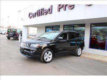 2016 Jeep Compass for sale in Overland Park, KS