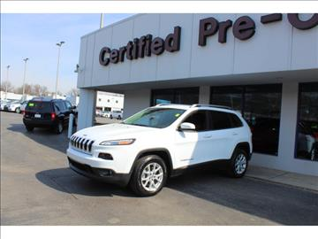 2014 Jeep Cherokee for sale in Overland Park, KS