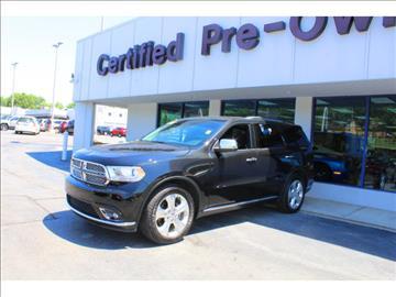 2015 Dodge Durango for sale in Overland Park, KS