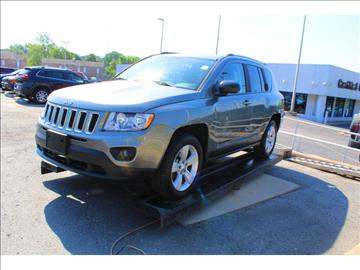 2012 Jeep Compass for sale in Overland Park, KS