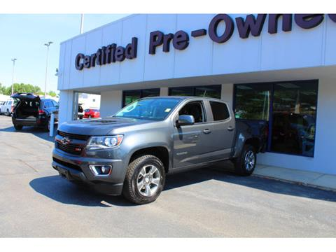 2016 Chevrolet Colorado for sale in Overland Park KS