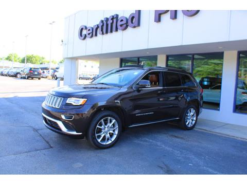 2016 Jeep Grand Cherokee for sale in Overland Park, KS