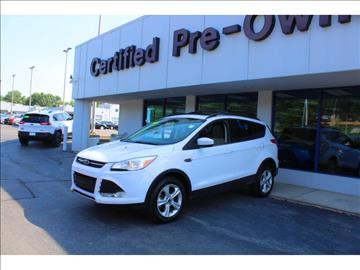 2013 Ford Escape for sale in Overland Park, KS